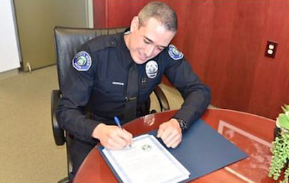 New hires for Costa Mesa Police Department brings total